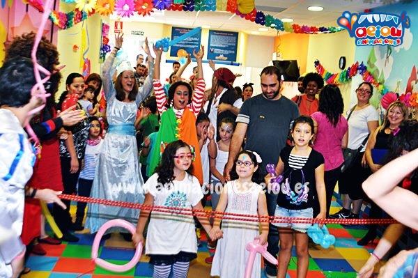 Fiestas infantiles barcelona animaciones barcelona for Fiestas tematicas bcn