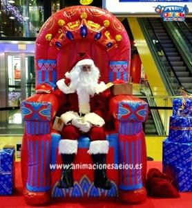 fiestas infantiles navidad las barcelona