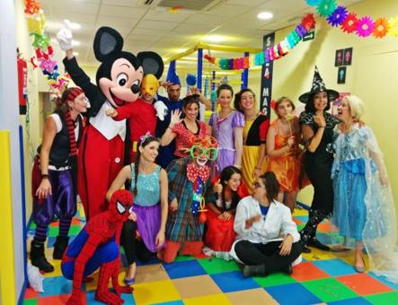 Fiestas de cumplea os infantiles en barcelona - Fiesta de cumpleanos infantil ...