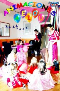 Fiestas cumpleaños infantiles en Barcelona