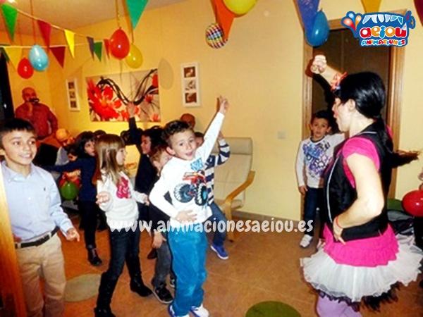animadores de fiestas infantiles en barcelona