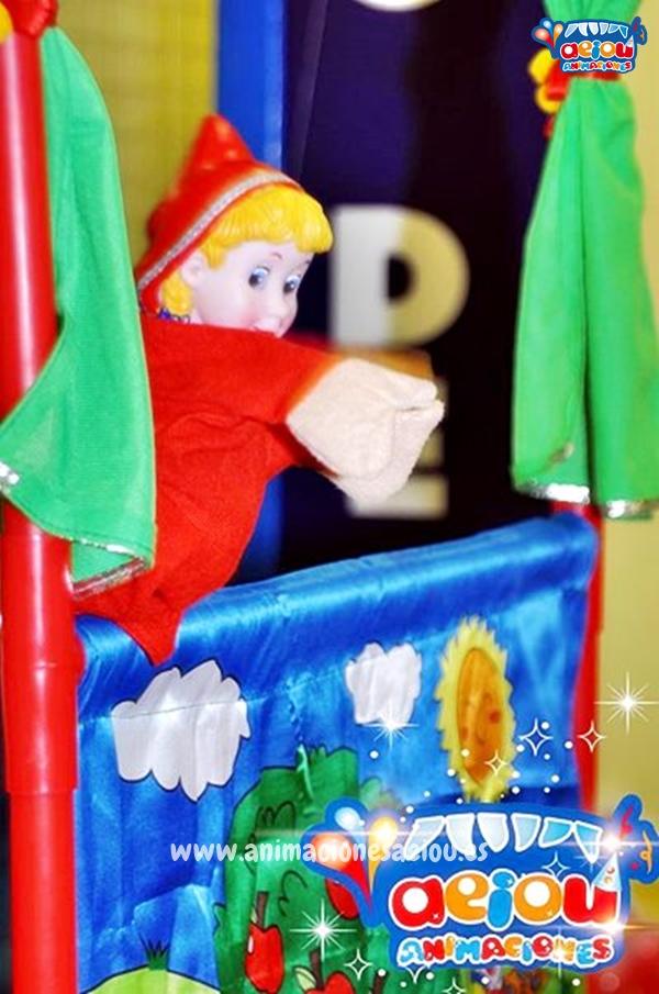 animadores cumpleaños infantiles barcelona