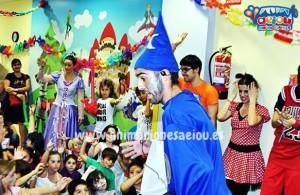 Animadores magos payasos comuniones Barcelona. com.